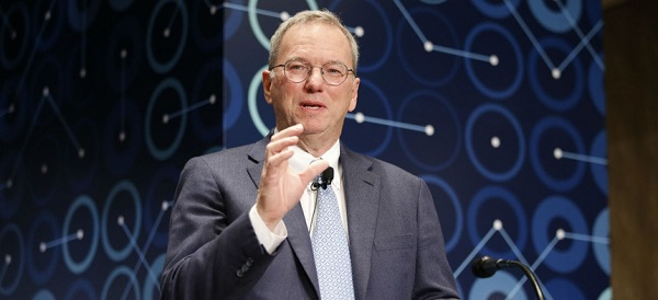 - 1 25EricSchmidt 2 - Former Google Chief to Chair Government AI Advisory Group