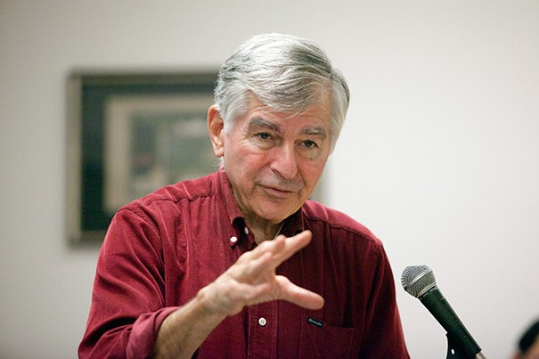 - 1 9MDukakis 1 - Executive Interview: Mike Dukakis, Pursuing a Framework for the Ethical Development of AI Technology