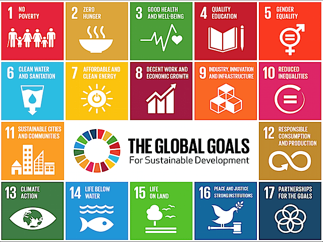 - 2 19SustainableDevGoals 1 - How AI Can Help Solve Some of Humanity's Greatest Challenges