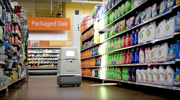 Walmart Employing Thousands Of Robots Scrub Floors Stock Shelves