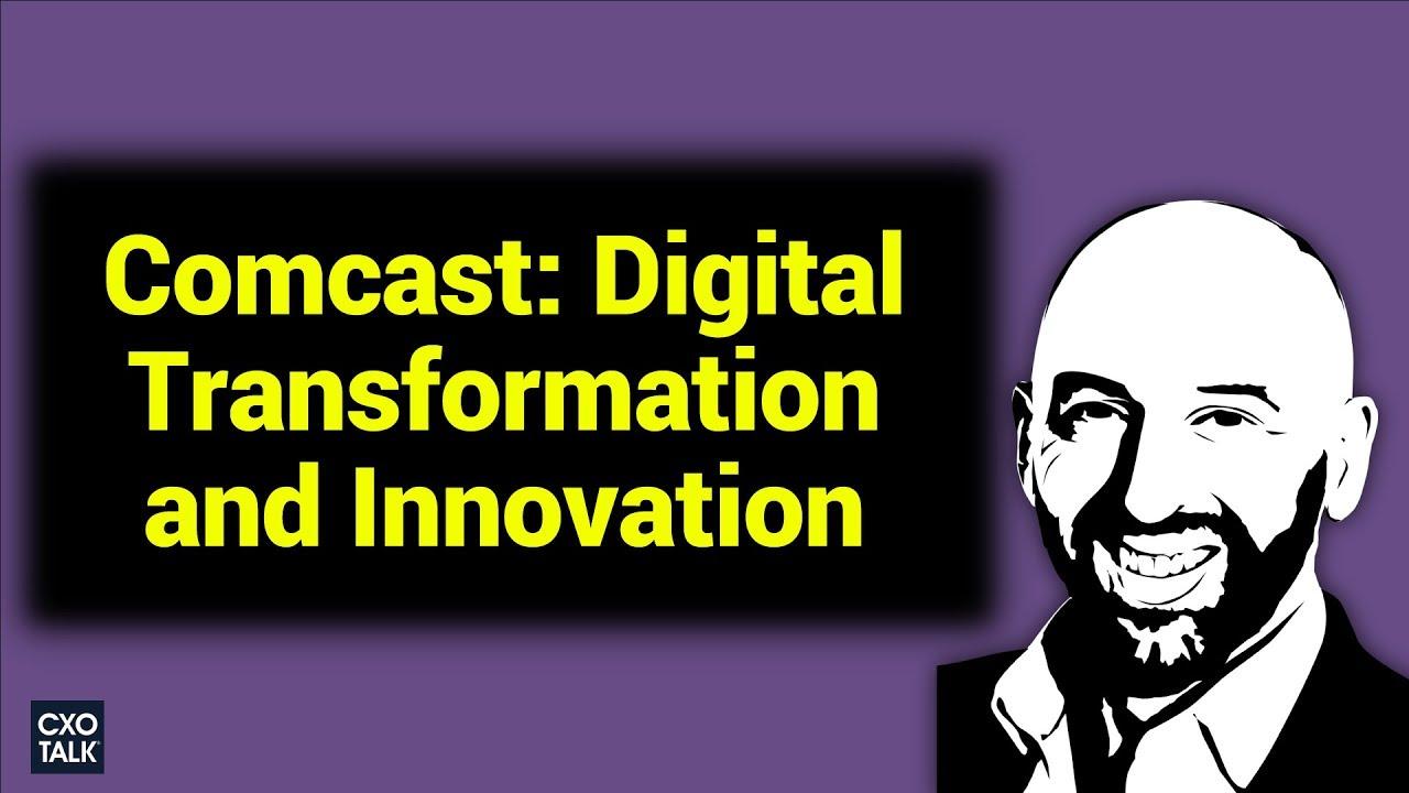 aitrends.com - Comcast: Digital Transformation and Innovation