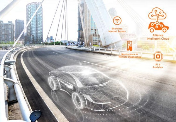 Connected Car Platforms Making Headway; Microsoft Taking a Lead Role 1