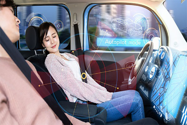 Sleeping In Car >> Sleeping Inside An Ai Autonomous Self Driving Car Ai Trends