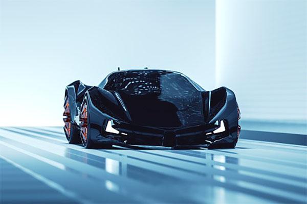 Top-End Sports Cars As AI Autonomous Vehicles 1