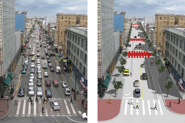 Road Diets and AI Autonomous Cars 1