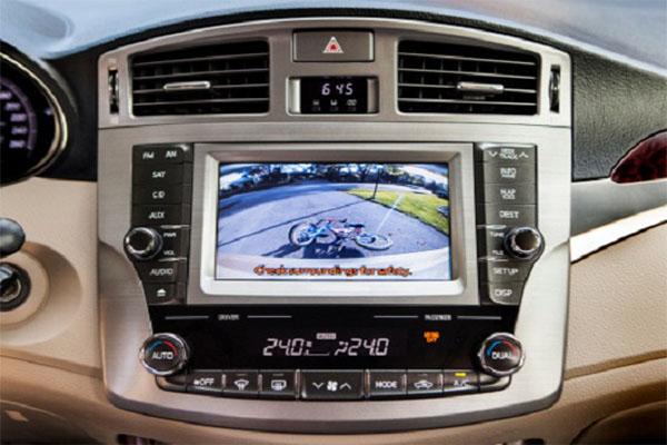 Backup Cams and AI Autonomous Cars 1