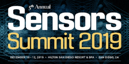 AI of Sensors: Preview of the Sensors Summit, Dec. 10-12, San Diego 1