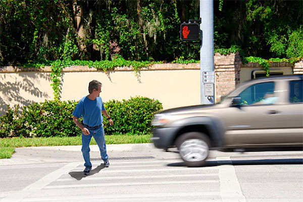 Jaywalking and AI Autonomous Cars 1