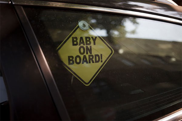 Baby-On-Board and AI Autonomous Cars 1