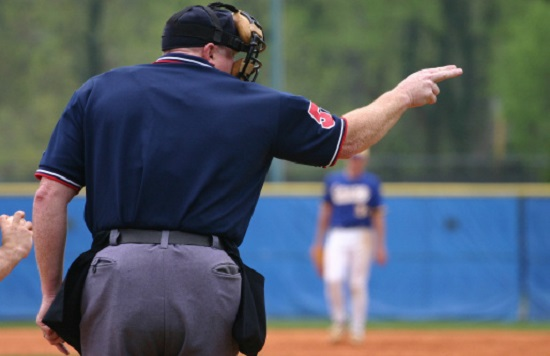 Picture - Robot Umpires Invade Baseball; AI That Makes Mistakes on Purpose Could Help