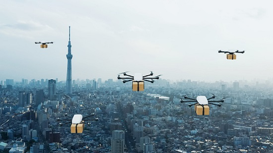 5G and AI Combine to Advance the Capabilities of Drones
